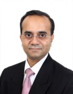 Mr.Prasenjit Data, Managing Director of Halma India.