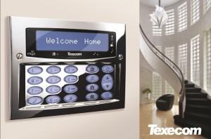 Texecom Keypad_wall