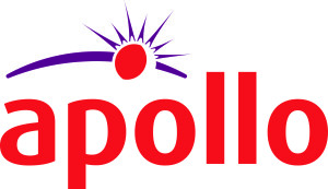 Apollo Solid Logo no tag line 21-12mm